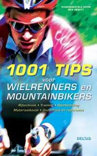1001 tips voor wielrenners en mountainbikers
