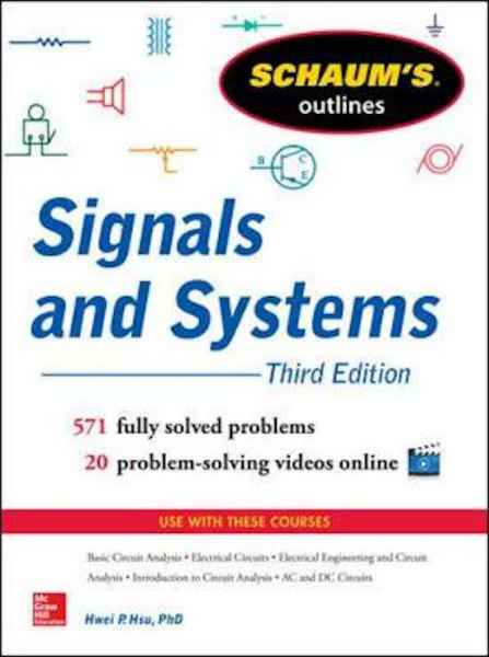 Signals and systems Third Edition