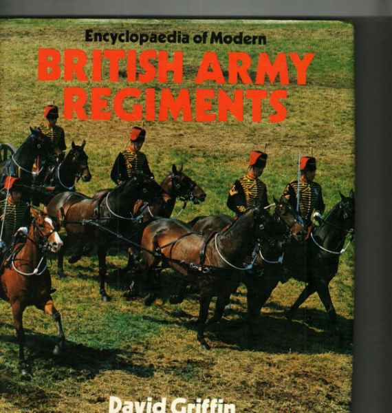ENCYCLOPAEDIA OF MODERN ARMY REGIMENTS