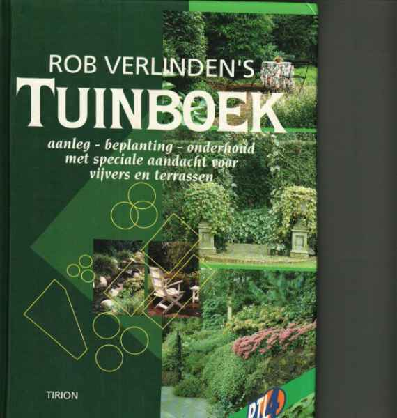 ROB VERLINDEN'S TUINBOEK