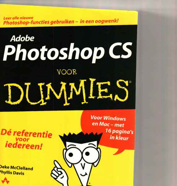 ADOBE PHOTOSHOP VOOR DUMMIES