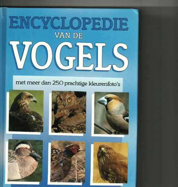 ENCYCLOPEDIE VAN DE VOGELS