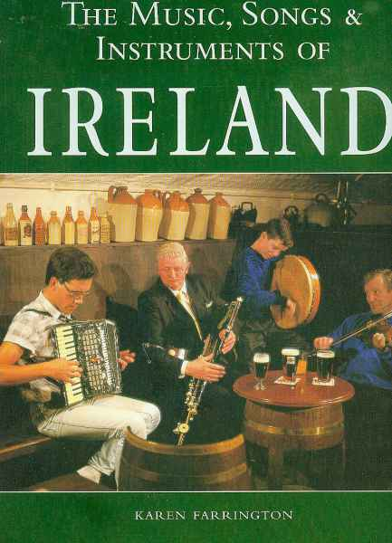 THE MUSIC,SONGS & INSTRUMENTS OF IRELAND