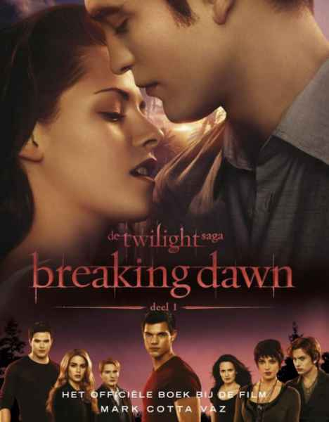 Twilight saga deel 4