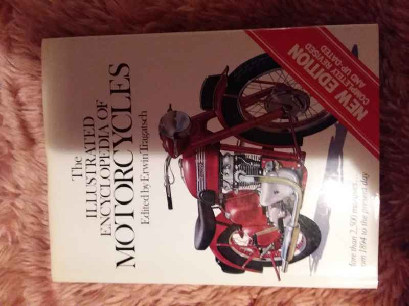 The illustraties encyclopedia of motorcycles