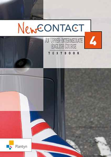 New Contact 4. Textbook. An Upper-intermediate English Course