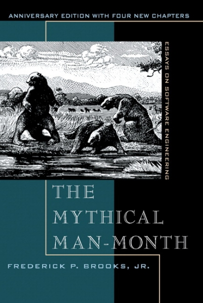 The mythical man-month, essays on software engineering